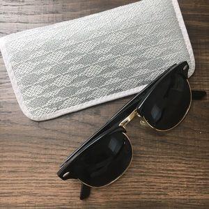 Vintage Black Sunglasses brand new